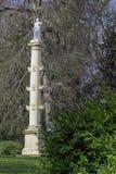 Captain Grenville's Column on Elysian Fields in Stowe, Buckinghamshire, UK. Captain Grenville's Column on Elysian Fields in Stowe, Buckinghamshire royalty free stock photos