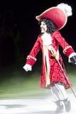Captain Hook Royalty Free Stock Photo