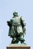 Captain John Smith. Statue of captain John Smith, Jamestown, Virginia, United States Stock Photo