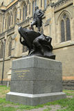Captain Matthew Flinders Statue Royalty Free Stock Photo