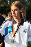 Captain of Real Madrid Stock Images