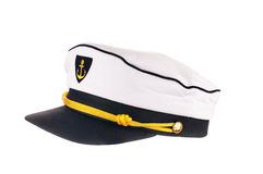 Captain's cap Stock Images