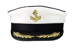 Captain's cap Royalty Free Stock Photo