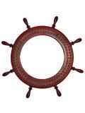 Captain's wheel royalty free stock image
