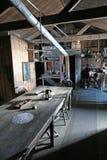 Captain Scotts Hut, Antarctica Royalty Free Stock Image