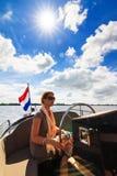 Captain sunshine Royalty Free Stock Photo