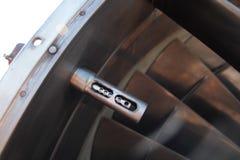 Capteur de température. Images stock