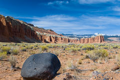 Captiol Reef National Park, Utah Stock Photography
