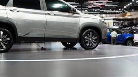 Captiva di seconda generazione SUV da Chevrolet video d archivio