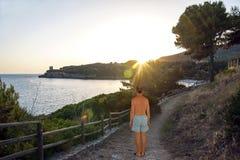 Captivating sunset Royalty Free Stock Photography