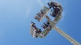 Captive l'amusement d'été Photo libre de droits