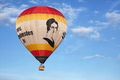 Captiveballoon in Sky Stock Photography