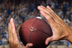Captura de la extremidad del finger Fotos de archivo libres de regalías