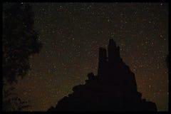 Capture des étoiles Images libres de droits