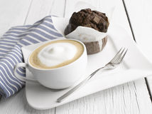 Capuccino Royalty Free Stock Photos