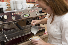 Capuccino Royalty Free Stock Photography