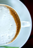 Capuccino coffee Royalty Free Stock Images