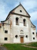 Capuchin μοναστήρι, Ρωμαιοκαθολική εκκλησία StAnthony 1737 ετών Στοκ εικόνα με δικαίωμα ελεύθερης χρήσης