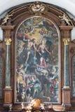 Capuchin church Stock Image