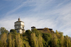 Capuchin Hill, Turin Stock Image
