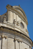 Capuchin kaplica Uzes Obrazy Royalty Free