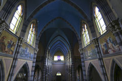 Capuchin Kerk, Cordoba (Argentinië) Royalty-vrije Stock Afbeelding