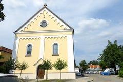 Capuchin monastery Rosenheim Royalty Free Stock Image