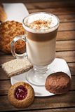 Capuchino coffe Royalty Free Stock Image