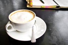 Capuchino coffee Royalty Free Stock Photo