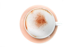 Capuchino coffee Stock Photography