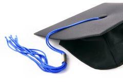 Capuchon de graduation Photos libres de droits