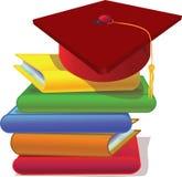 Capuchon de graduation Image libre de droits