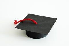 Capuchon de graduation images stock