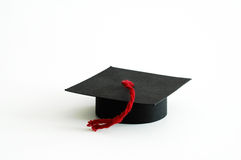 Capuchon de graduation Photo stock