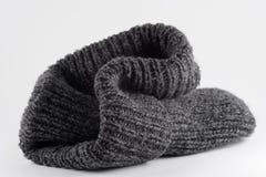 Capuchon de l'hiver Photographie stock
