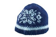Capuchon de laine Image stock