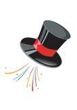 Capuchon de magicien Images libres de droits