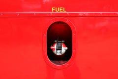 Capuchon de réservoir de carburant Image libre de droits