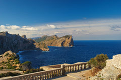 Capuchon Formentor Image stock
