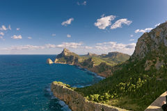 Capuchon Formentor Images stock