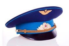 Capuchon militaire russe Photographie stock libre de droits