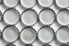 Capuchons de bière image libre de droits