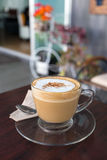 Capucino coffee Stock Images