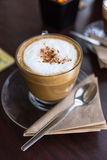 Capucino coffee Stock Photo
