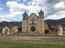 Capulalpam DE Mendez, Oaxaca, Mexico royalty-vrije stock afbeelding