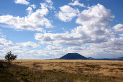 Capulin Volcano Royalty Free Stock Images