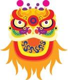 Carácter chino de la fortuna Fotos de archivo