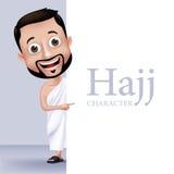 Carácter musulmán del hombre que realiza jadye o Umrah