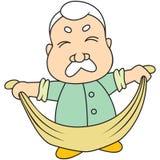 Caráter Imagem de Stock Royalty Free
