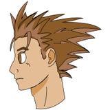 Caráter de Zaine imagem de stock